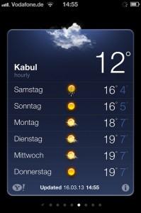 Kabulweather