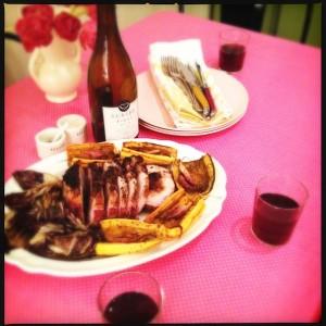 Vanessa_Dinner